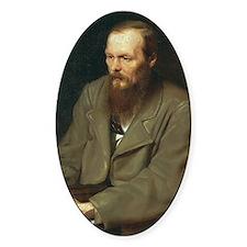 journal-dostoyevsky Decal