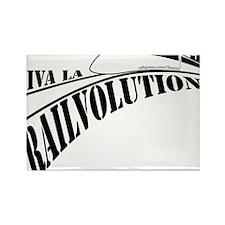 2-Railvolution Rectangle Magnet