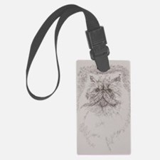 Persian_Cat_Kline Luggage Tag