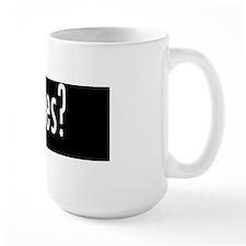 3-got issues black 2 copy Mug