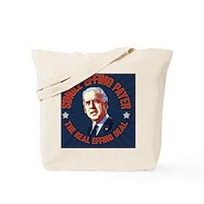 biden-effing2-BUT Tote Bag