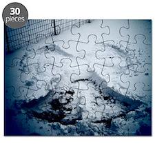 snowangel-watermarked Puzzle