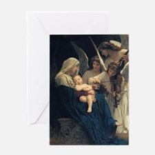 journal-bouguereau Greeting Card