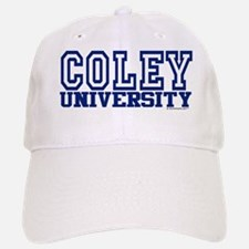 COLEY University Baseball Baseball Cap