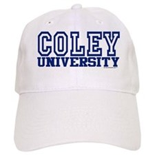 COLEY University Baseball Cap