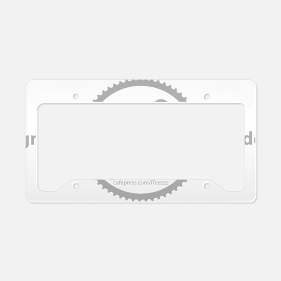 2-CognativeDissonant License Plate Holder