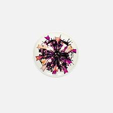 chandelier-original - watermarked Mini Button