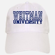 WHITMAN University Baseball Baseball Cap