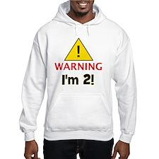 warningim2 Jumper Hoody