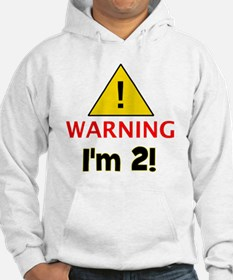 warningim2 Jumper Hoody