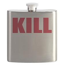 Kill the bill(blk) Flask