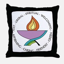 Chalice Product 2 Throw Pillow