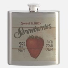 strawberries-posters Flask