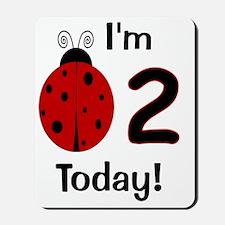 ladybug_im2today Mousepad