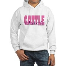 Cattle Chick Hoodie