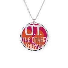 OT-other-therapy-tshirt-oran Necklace