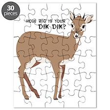 Dik Dik Puzzle
