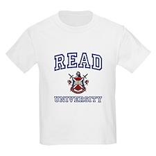 READ University Kids T-Shirt