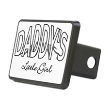 Daddys Little Girl - light Hitch Cover