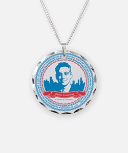 rahm_print_large Necklace