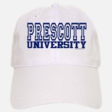 PRESCOTT University Baseball Baseball Cap