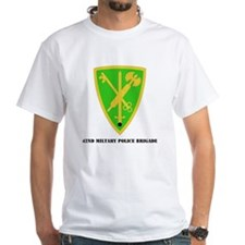 SSI - 42ND MILITARY POLICE BDE WI Shirt