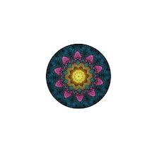 STAR FLOWER Mini Button