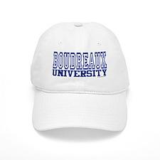 BOUDREAUX University Baseball Cap