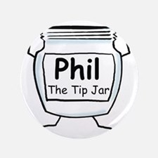 "phil_label_zazzle 3.5"" Button"