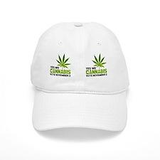 Cannabis Mug Baseball Cap
