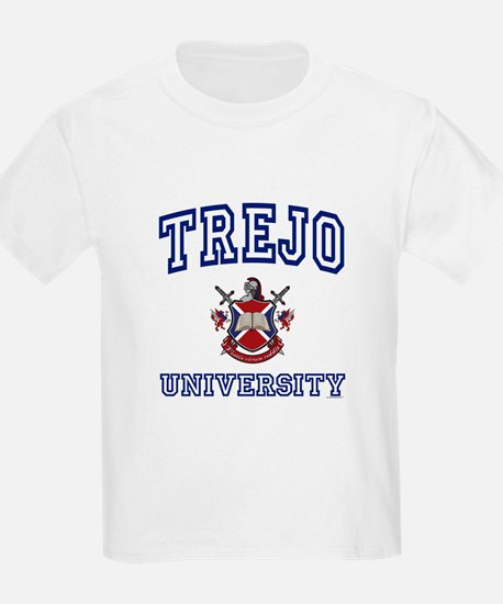TREJO University Kids T-Shirt