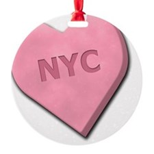 SWEETHEARTNYCPINK Ornament