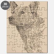 Australian_Cattle_Dog_KlineSq Puzzle