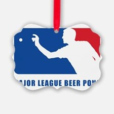 Major League Beer Pong 2 Ornament