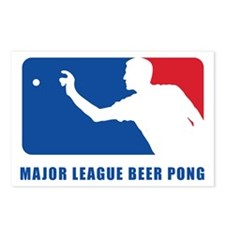 Major League Beer Pong 2 Postcards (Package of 8)