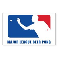 Major League Beer Pong 2 Stickers
