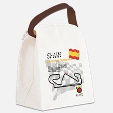 Catalunya Canvas Lunch Bag
