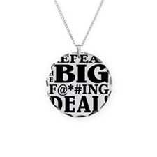 REPEAL THE BILL BLK Necklace