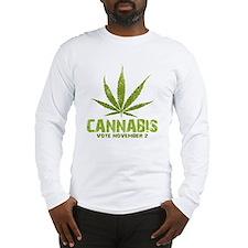 Tax Ctrl -dk Long Sleeve T-Shirt