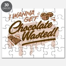 I Wanna Get Chocolate Wasted Puzzle