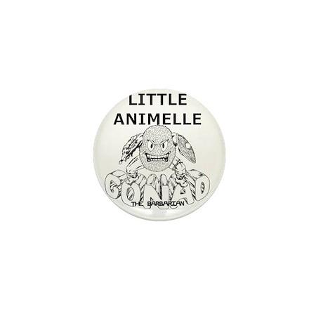 GTBanimelle Mini Button