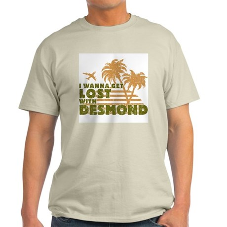 Desmond Ash Grey T-Shirt