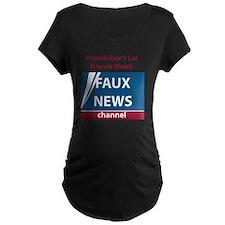 2-FoxNewsred T-Shirt