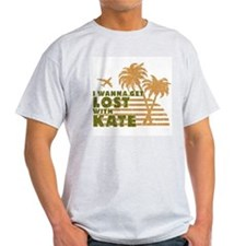 Kate Ash Grey T-Shirt