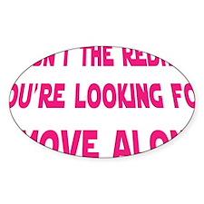 Starwars_Redhead Bumper Stickers