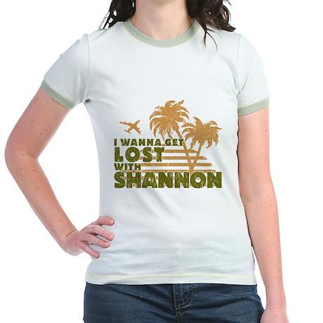 Shannon Jr. Ringer T-Shirt
