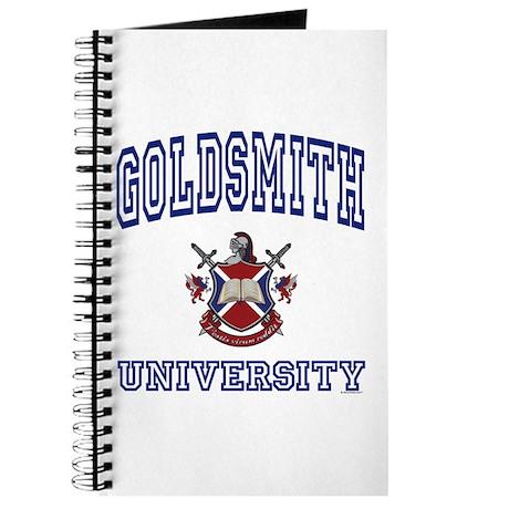 GOLDSMITH University Journal