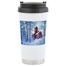 The Old Red Mill  Travel Mug