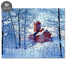 The Old Red Mill  Puzzle
