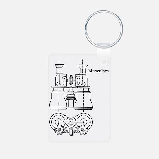 binocularsx300 Keychains
